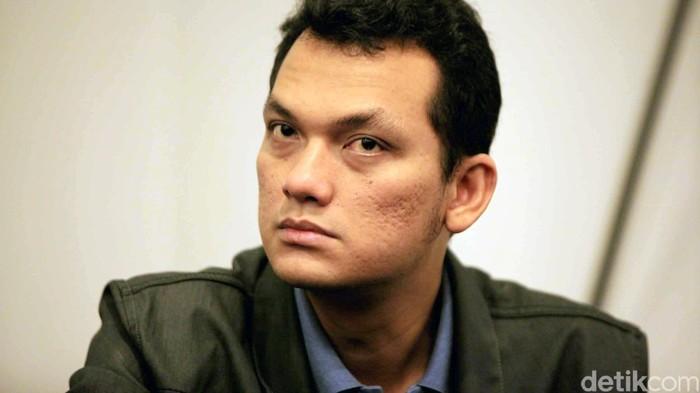 Ketua Umum DPP Garda Pemuda NasDem, anggota DPR Partai Nasdem Martin Manurung