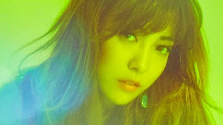 Luna f(x) Bikin Pangling di Foto Teaser Debut Solo