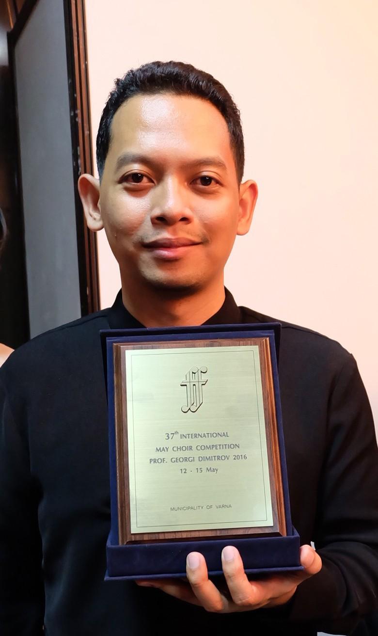 The Archipelago Singers Kembali Harumkan Nama Indonesia di Kancah Dunia