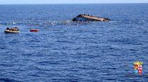 Kapal Tenggelam di Libya, 5 Migran Tewas