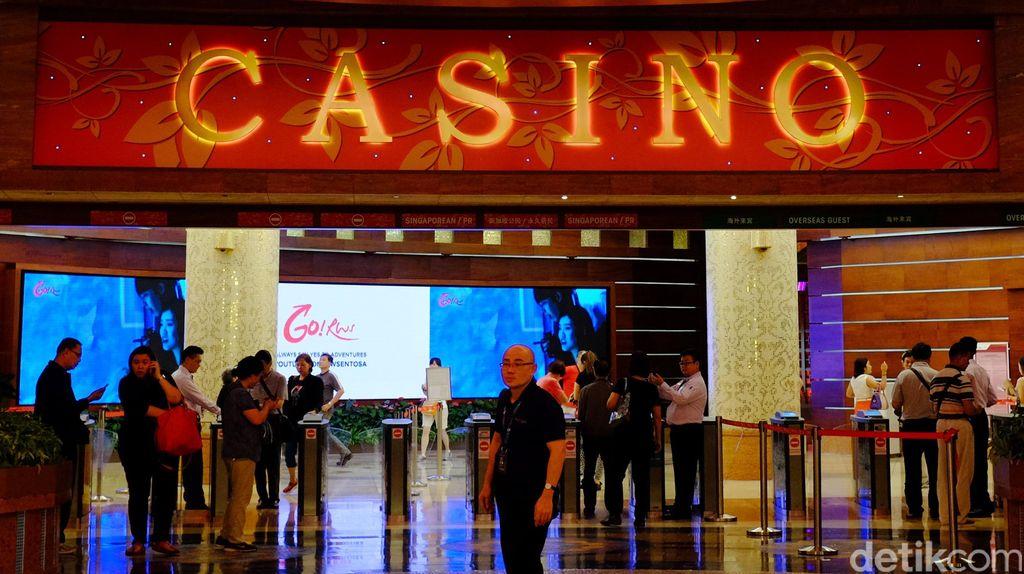 Bangkrut, Kasino Milik Donald Trump di Atlantic City Dihancurkan