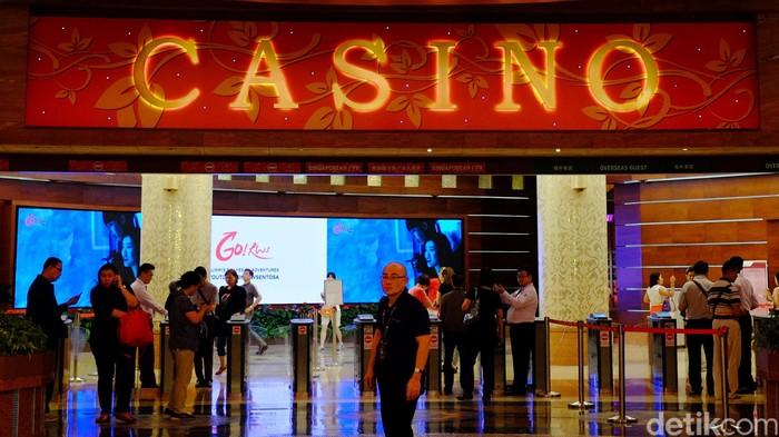 Ilustrasi Casino Tempat Judi