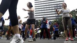 Tetap Bugar di Tengah Buruknya Kepungan Polusi di Jakarta