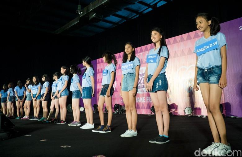 Generasi 5 JKT48 Resmi Diperkenalkan