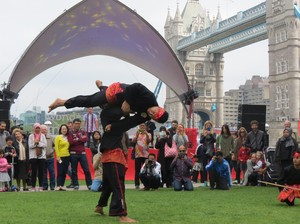 Festival Indonesian Weekend yang Memukau London