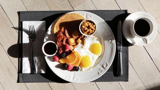 Ada beberapa menu sarapan yang bisa membantu menurunkan berat badan