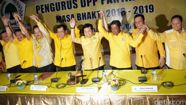 DPD I Nantikan Rapimnas, Golkar NTT: Ketum Masih Setya Novanto