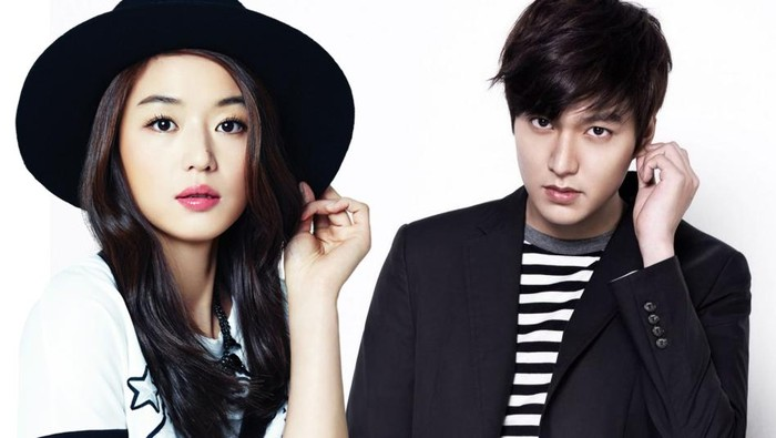 Jun Ji Hyun & Lee Min Ho