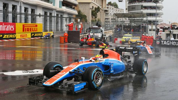 Rio Haryanto pernah membalap di Sirkuit jalan raya Monte Carlo, Monako.