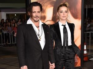 Mengingat Lagi Pengakuan Amber Heard Soal KDRT Johnny Depp