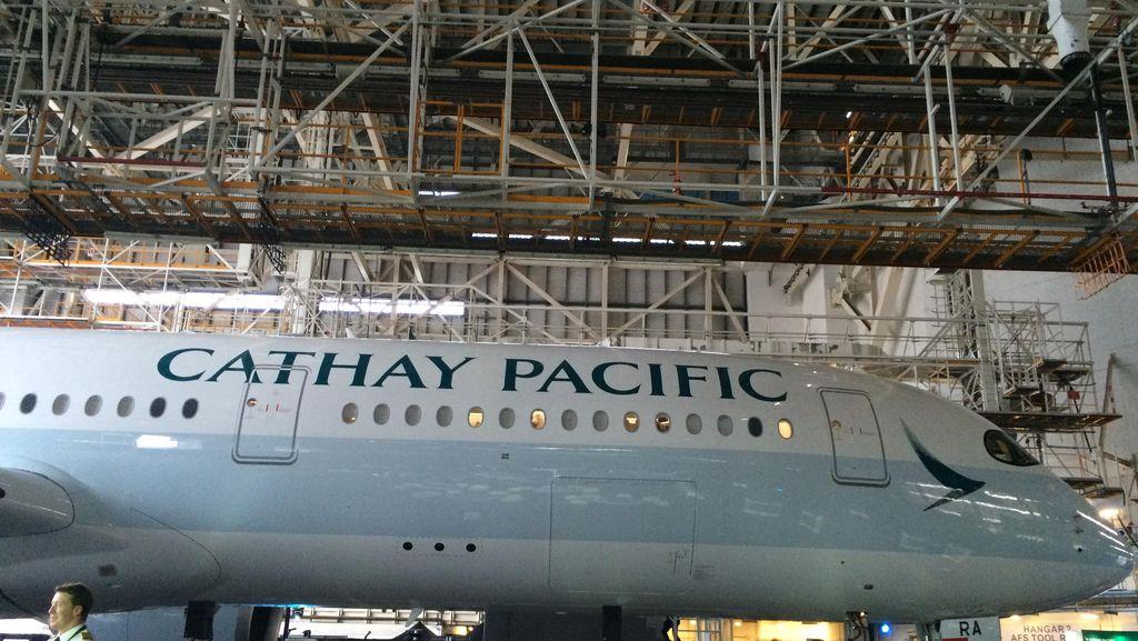 Pegawai Cathay Pacific Terancam Dipecat Jika Ikut Demo Hong Kong
