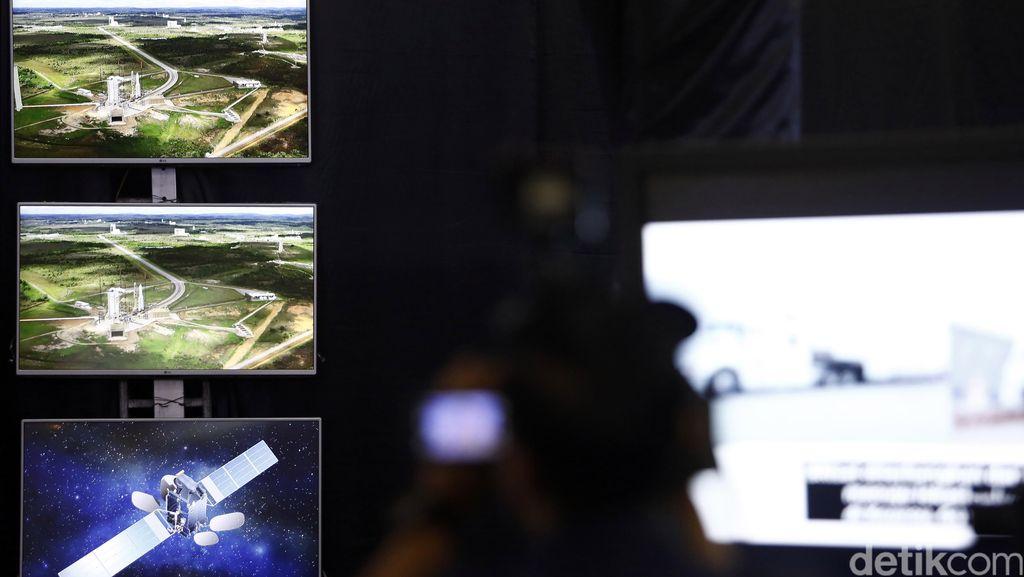 TNI Hingga Bakamla Manfaatkan Satelit BRI