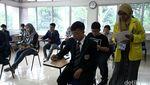 Ujian SBMPTN di Universitas Indonesia