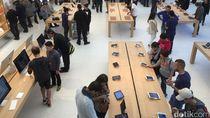 Apple Ancam Para Penjarah Tokonya!