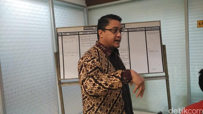Ketua Komisi IX DPR RI Dede Yusuf