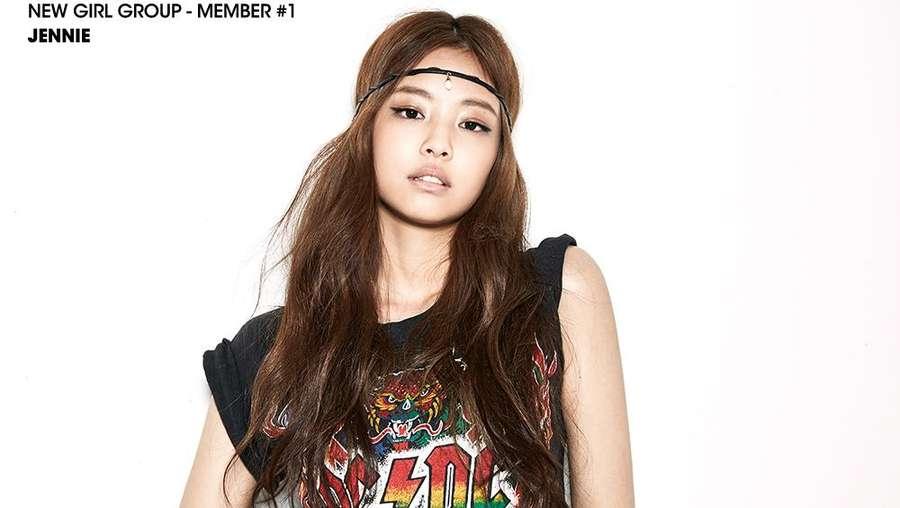 Perkenalkan Jennie Kim, Member Girlband Baru YG Entertainment