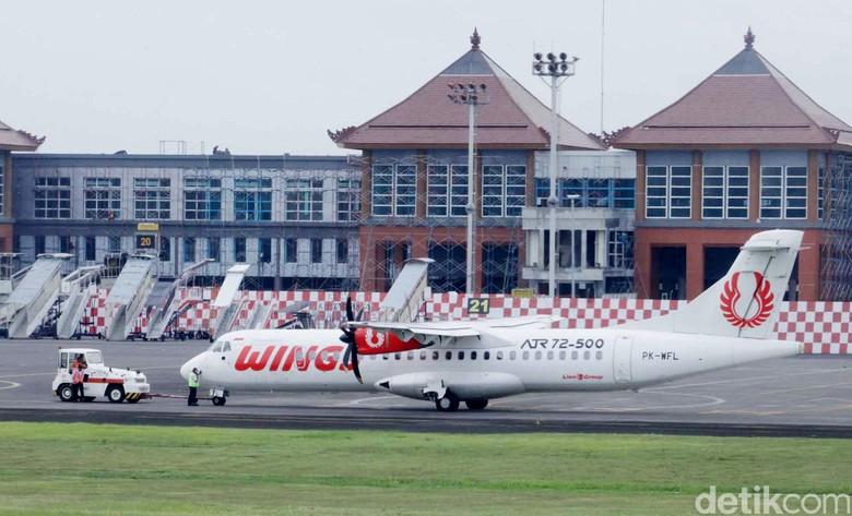 Bercanda soal Bom, Penumpang Wings Air Padang-Jambi Diamankan