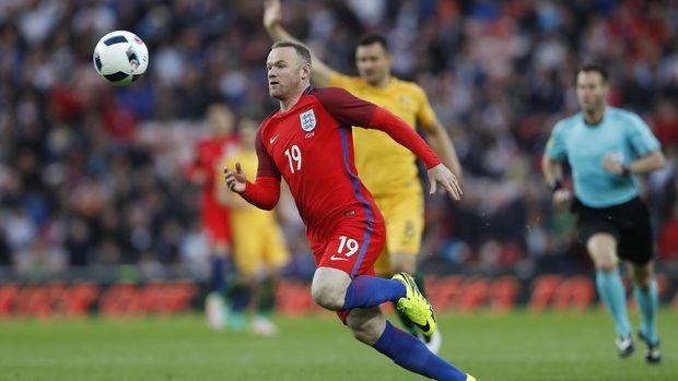 Wayne Rooney akan menjalani laga ke-120 bersama timnas Inggris.