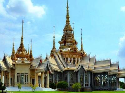 Thailand Rasa Kamboja di Nakhon Ratchasima