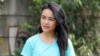 Berbikini di Rooftop, Amanda Manopo Ngayal Lagi di Bali Padahal Tangerang