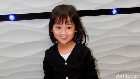 Centilnya Putri Rian dMasiv