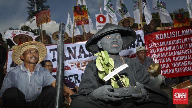 Bentrok Aparat dan Warga di Urutsewu, TNI Akui Represif