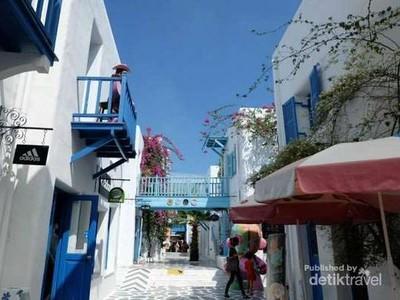 Serasa Sedang di Yunani Saat ke Cha-am, Thailand