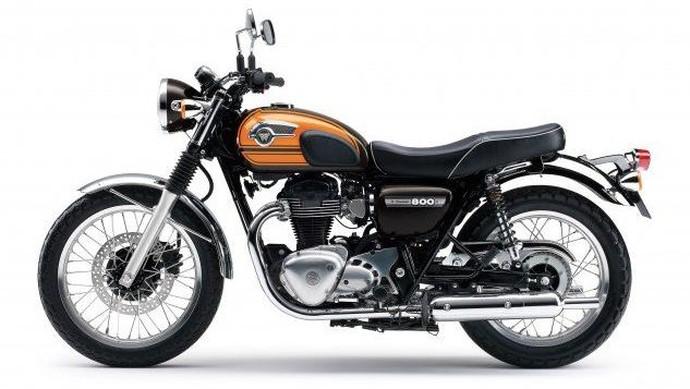Goodbye Kawasaki W800