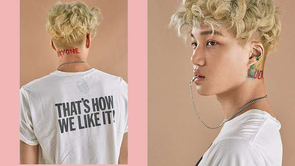 EXO di Foto Teaser EXACT, Siapa Paling Kece?