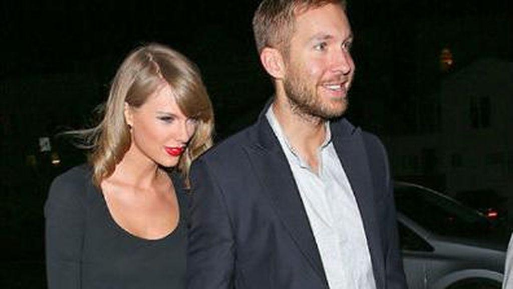 Putus dari Taylor Swift, Calvin Harris Dikabarkan Buat Lagu Patah Hati