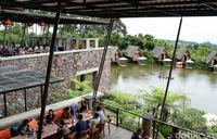 Weekend ke Dusun Bambu, Sudah Pasti Nggak Bikin Nyesel