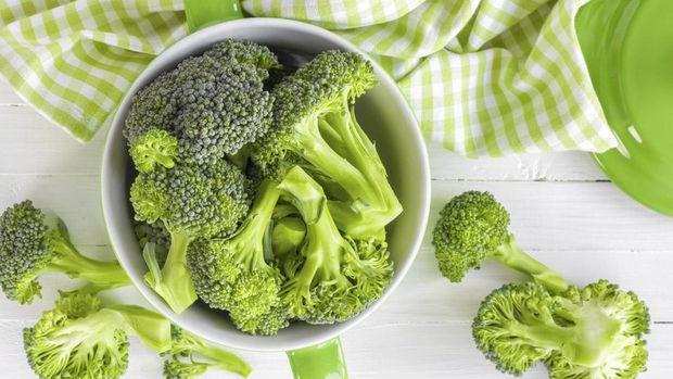 Brokoli kaya akan zat besi