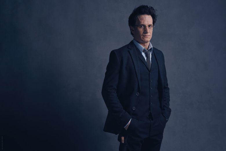 Aktor Jamie Parker terpilih sebagai Harry Potter. (Pottermore)