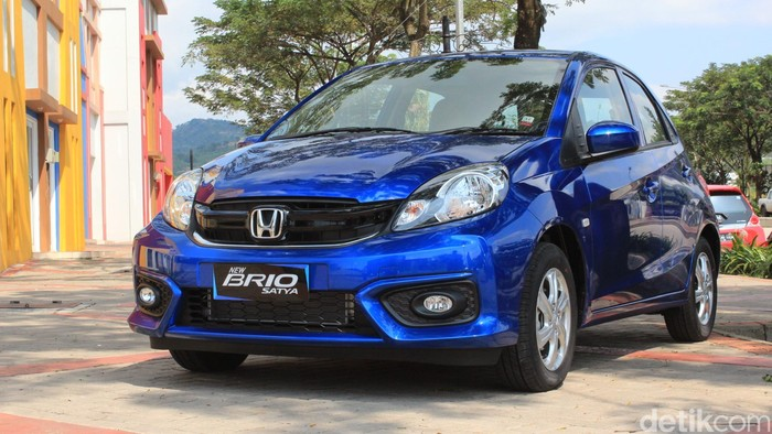 Test Drive Honda Brio RS dan Brio Satya Jakarta-Bogor
