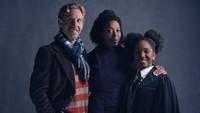 Keluarga Ron dan Hermione. (Pottermore)