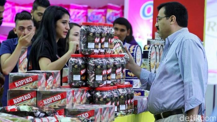 Perusahaan Makanan RI Ekspansi ke Pasar Mesir