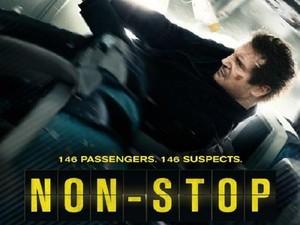 Sinopsis Non-Stop, Tayang di Bioskop Trans TV Hari Ini