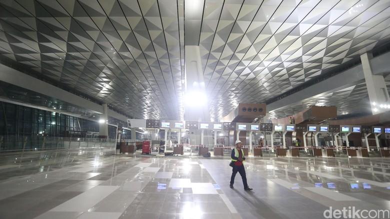 Ini Fasilitas Canggih yang Ada di Terminal 3 Ultimate Bandara Soekarno-Hatta