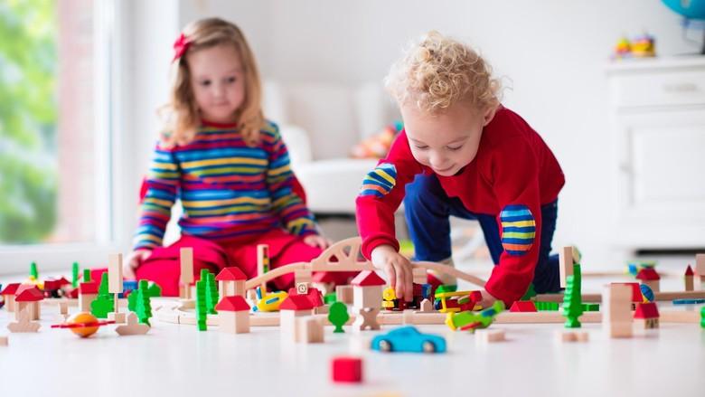 Bun, Jangan Sembarangan Kasih Mainan Bekas ke si Kecil Ya/ Foto: thinkstock