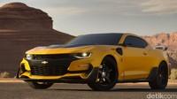 Bye! Chevrolet Camaro si Bumblebee Bakal Disuntik Mati