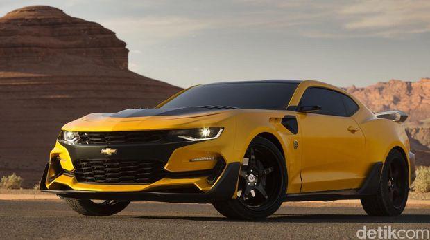 Punya mobil bercat kuning, bisa jadi kamu orang yang punya selera humor