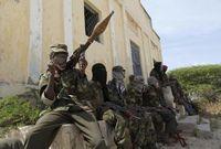 Kelompok militan al Shabaab Somalia
