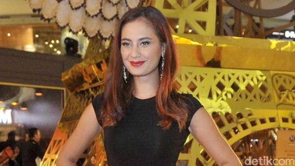 Penampilan Marissa Nasution yang Dikomen Negatif Netizen