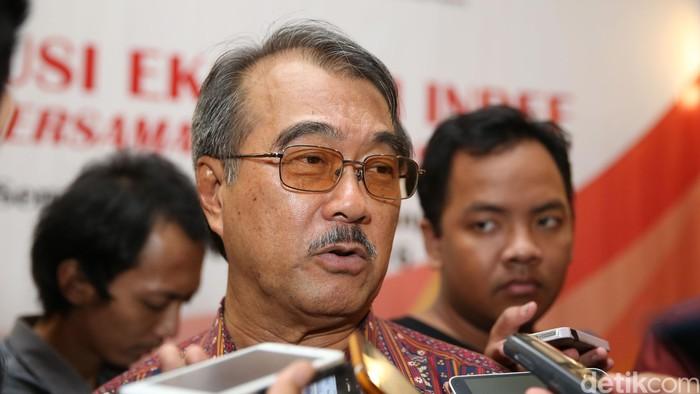 Ketua Apindo Anton J Supit