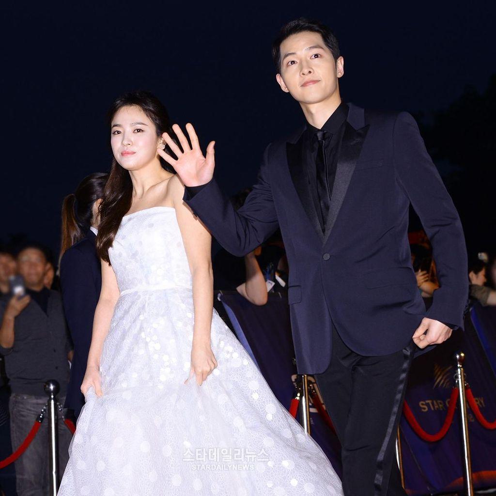 Tak Lagi Ditinggali, Rumah Rp 133 M Song Hye Kyo-Song Joong Ki Diruntuhkan