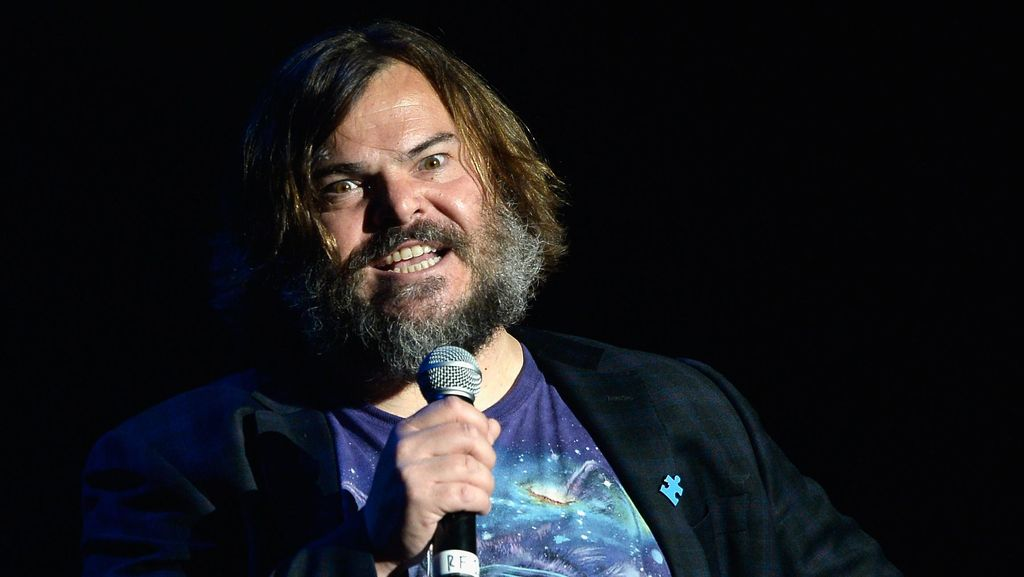 Jack Black Banting Stir Jadi YouTuber Gaming