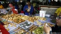 Polisi Petakan 7 Titik Pasar Tumpah Ramadan di Jakarta