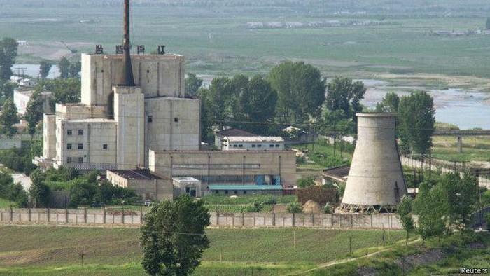 Korea Utara jalankan lagi reaktor nuklir Yongbyon