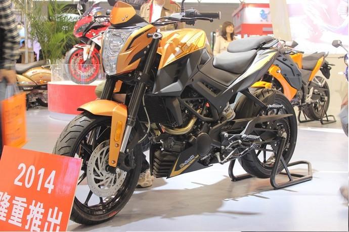 Motor-motor China Ini Mirip Banget Sama Yamaha, Kawasaki dkk