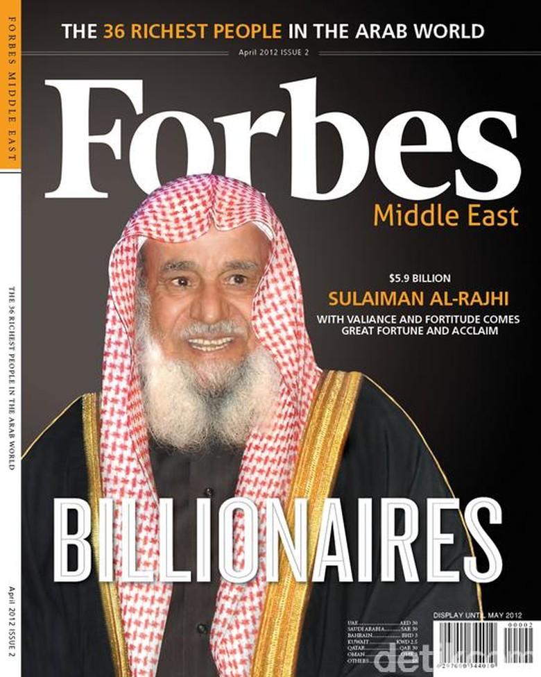 Kisah Miliarder Arab Saudi yang Memilih Hidup Miskin Agar Lebih Tentram